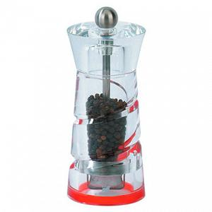 "Pepper Mill ""Java"" - 15cm Red"